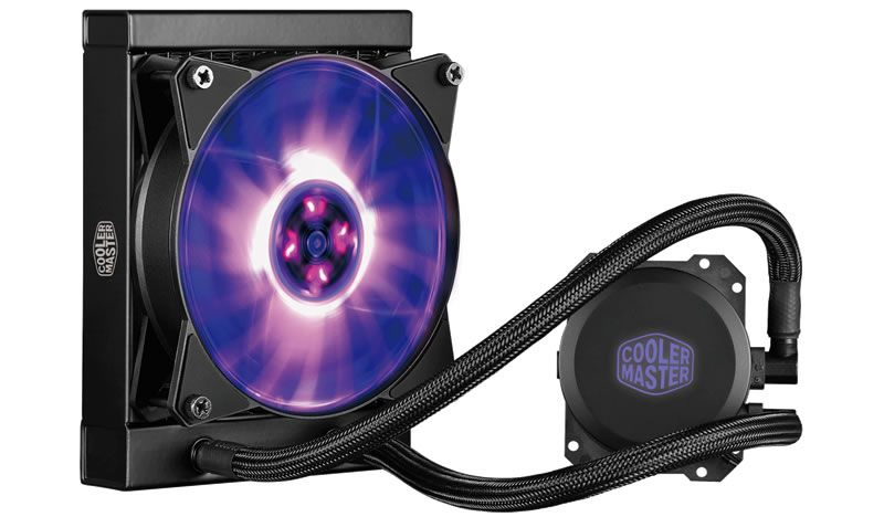 Cooler Master MasterLiquid ML120L (RGB1.0)
