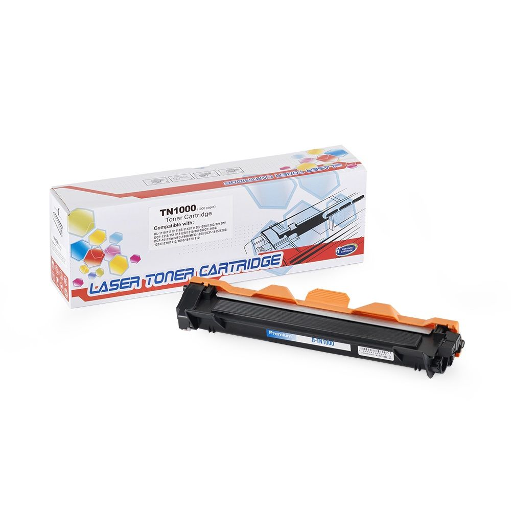 ECO Brother TN1000 / TN1020 / TN1030 / TN1040 / TN1050 / TN1060 / TN1070 / TN1075 toner ECO IP SAFE