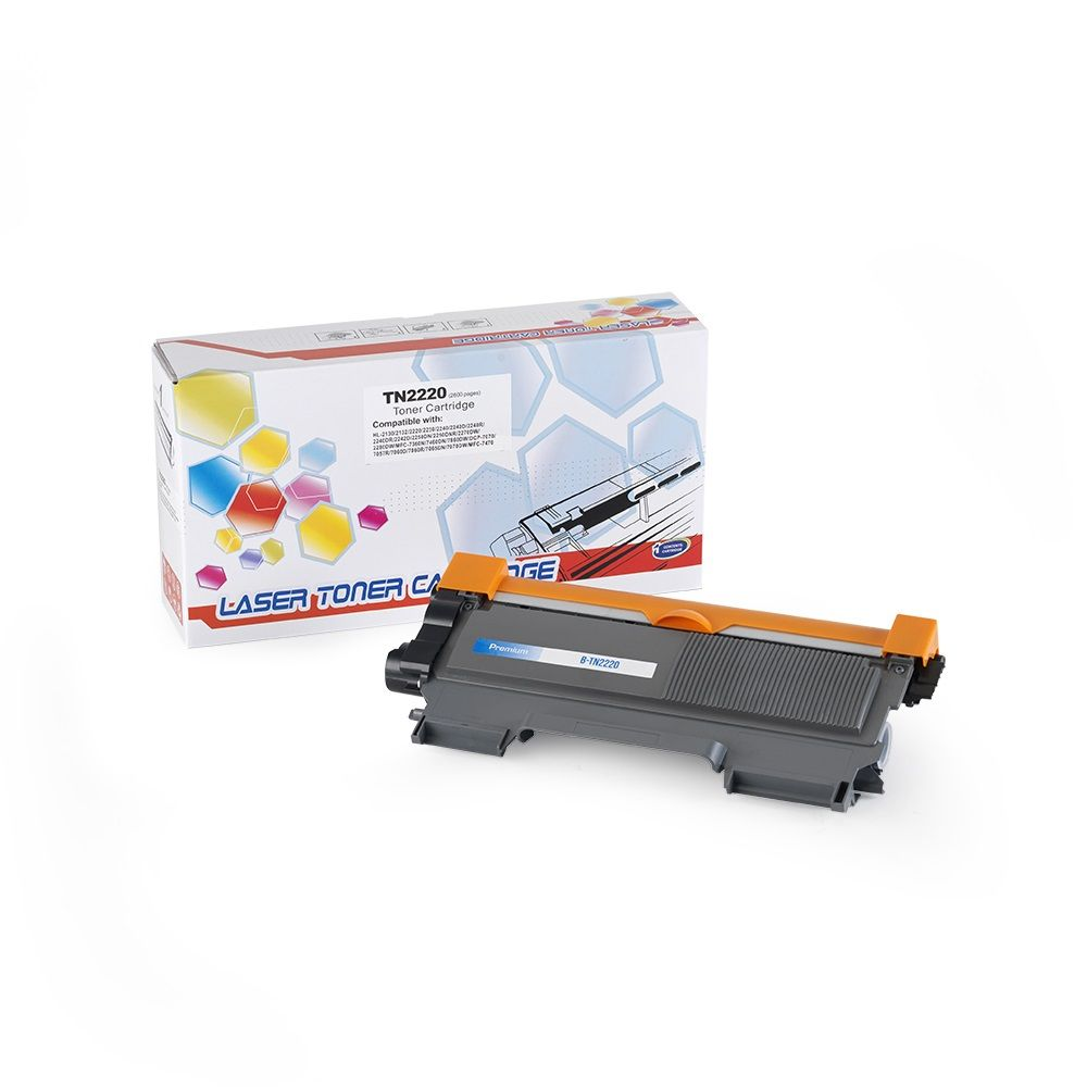 ECO Brother TN450/TN2220/TN2210/TN2260/TN2280 toner ECO IP SAFE