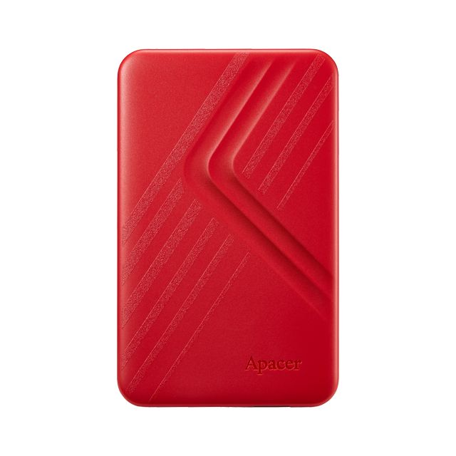"Apacer 1TB 2,5"" USB3.2 AC236 Red"