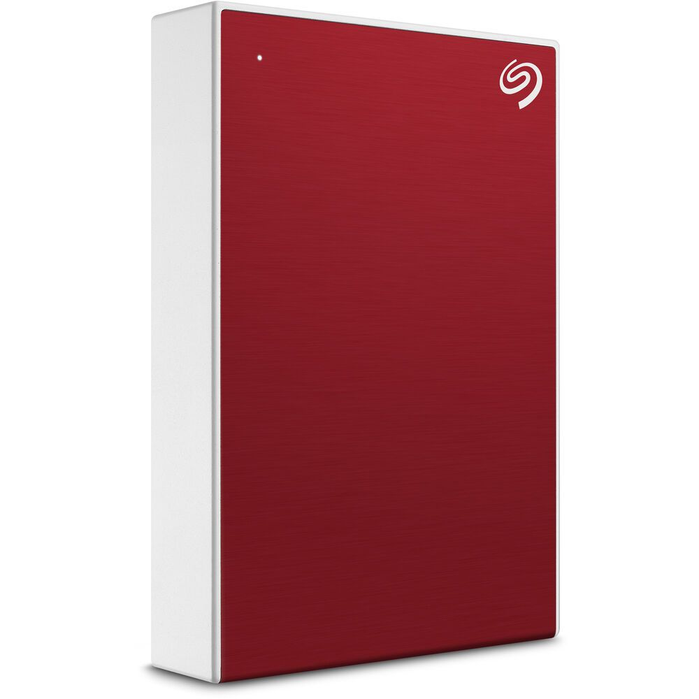 Seagate 1TB USB3.2 OneTouch Portable Red