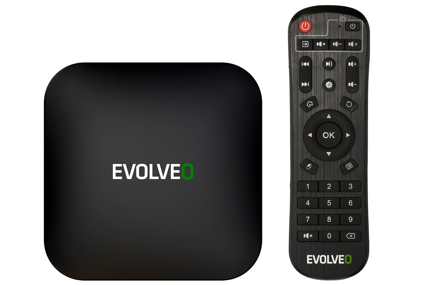 Evolveo Box C4 8K Ultra HD MultiMedia center