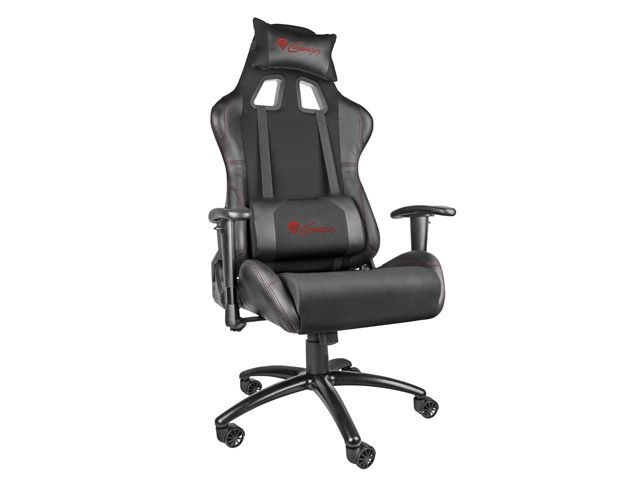 Natec Genesis Nitro 550 Gaming Chair Black/Black