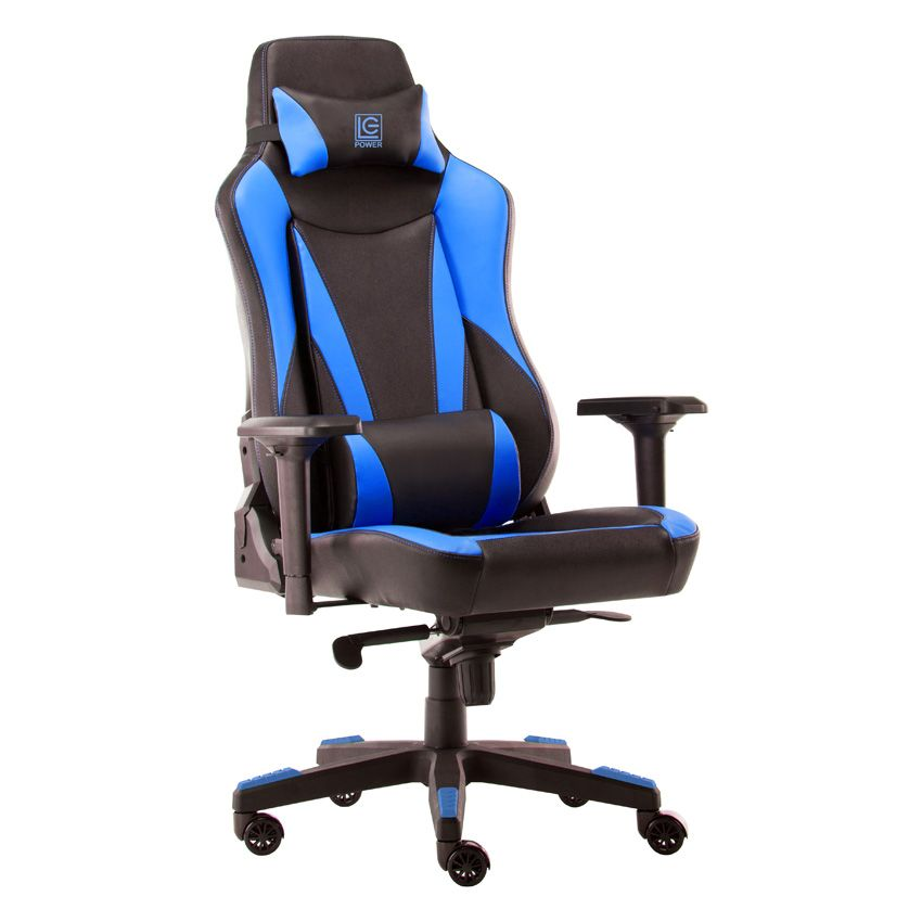 LC Power LC-GC-701BBL Gaming Chair Black/Blue