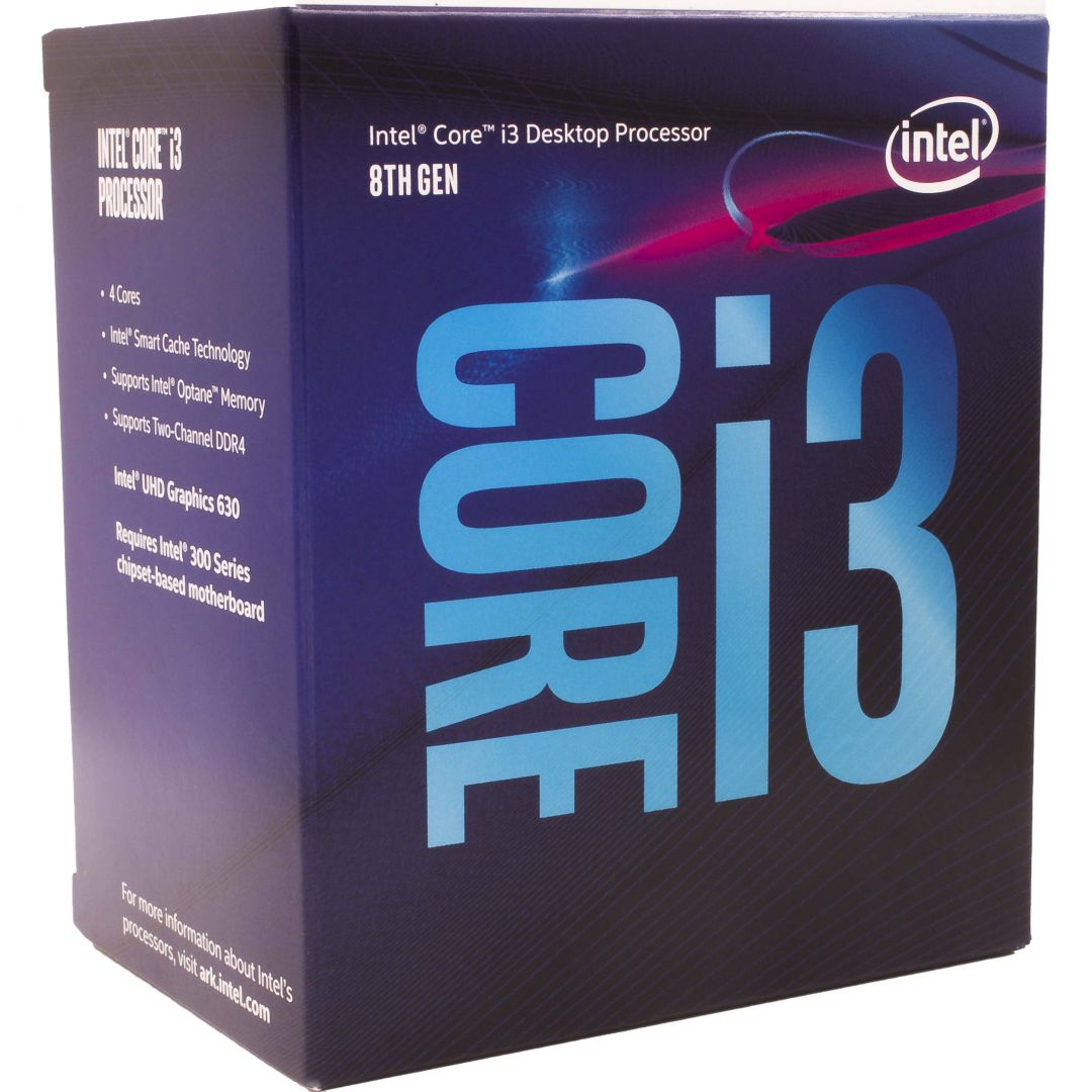 Intel Core i3-8300 3700MHz 8MB LGA1151 Box