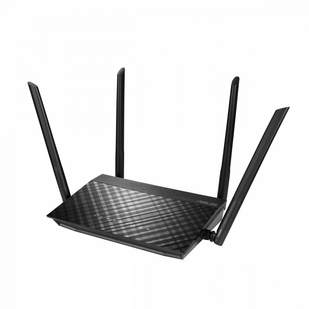 Asus RT-AC1300G PLUS V3 AC1300 Dual Band Gigabit WiFi Router