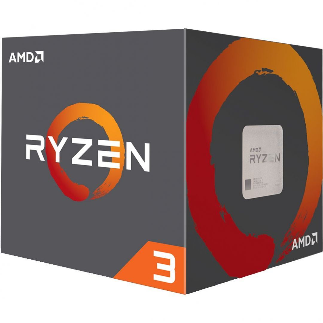 AMD Ryzen 3 3100 3,6GHz AM4 BOX