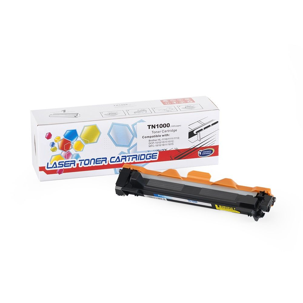 ECO Brother TN1000 / TN1020 / TN1030 / TN1040 / TN1050 / TN1060 / TN1070 / TN1075 toner ECO