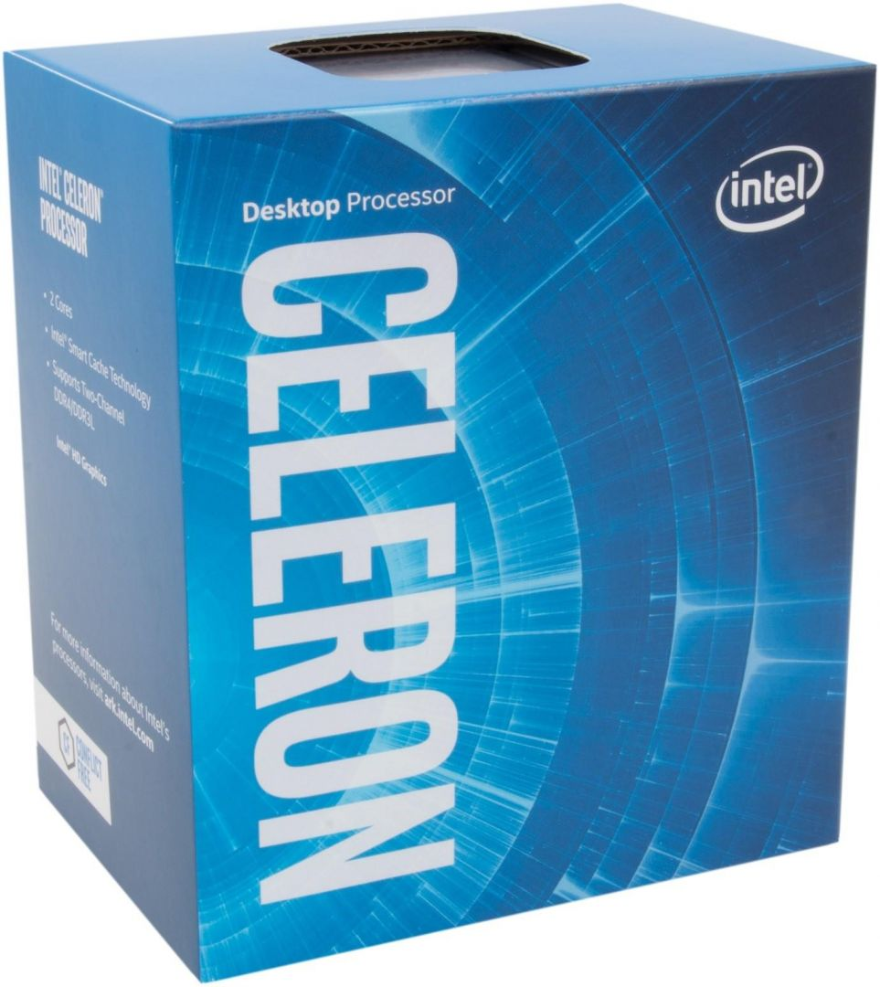 Intel Celeron G5905 3500MHz 2MB LGA1200 Box