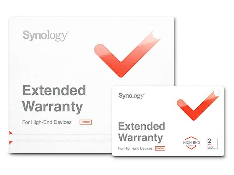 Synology EW202 Extended Warranty