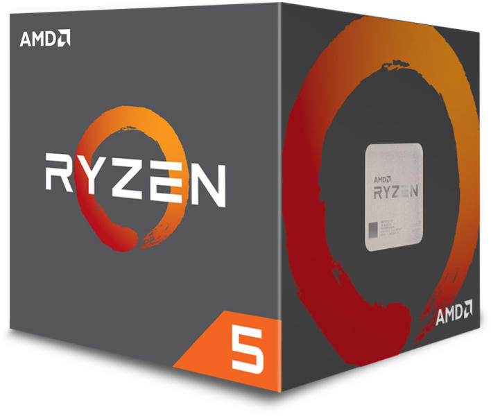 AMD Ryzen 5 2600 3,4GHz AM4 Tray