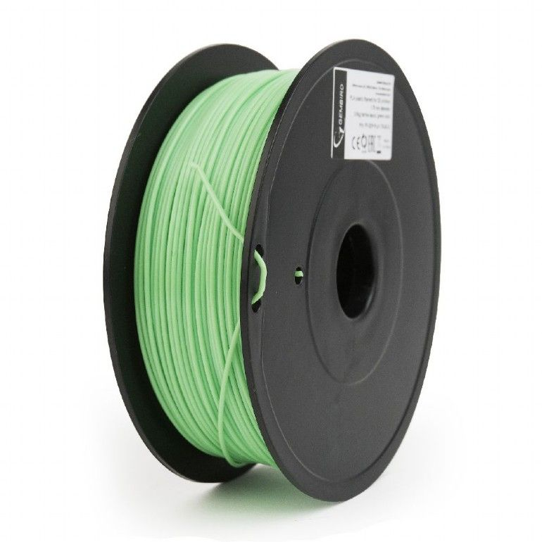 Gembird FF-3DP-PLA1.75-02-G PLA Green 1,75mm 0,6kg