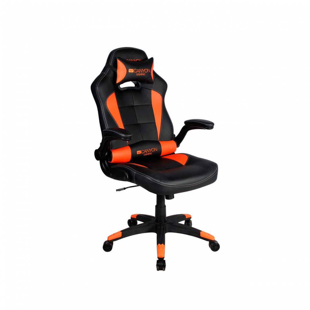Canyon Vigil Gaming Chair Black/Orange