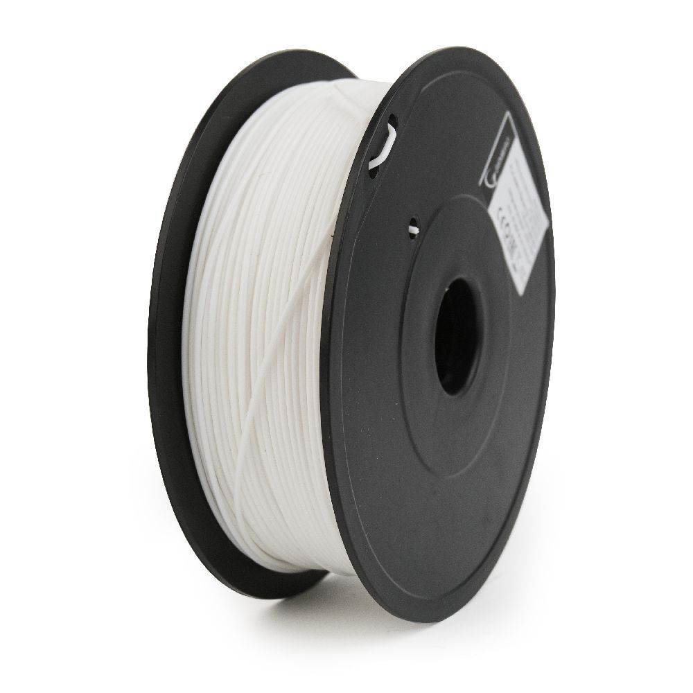 Gembird 3DP-PLA+1.75-02-W PLA+ White 1,75mm 1kg