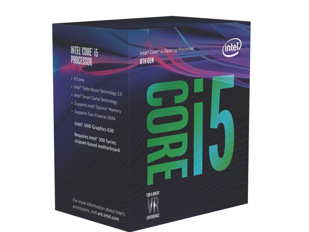 Intel Core i5-8600 3100MHz 9MB LGA1151 Box