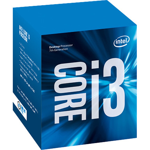 Intel Core i3-7100 3900MHz 3MB LGA1151 Box