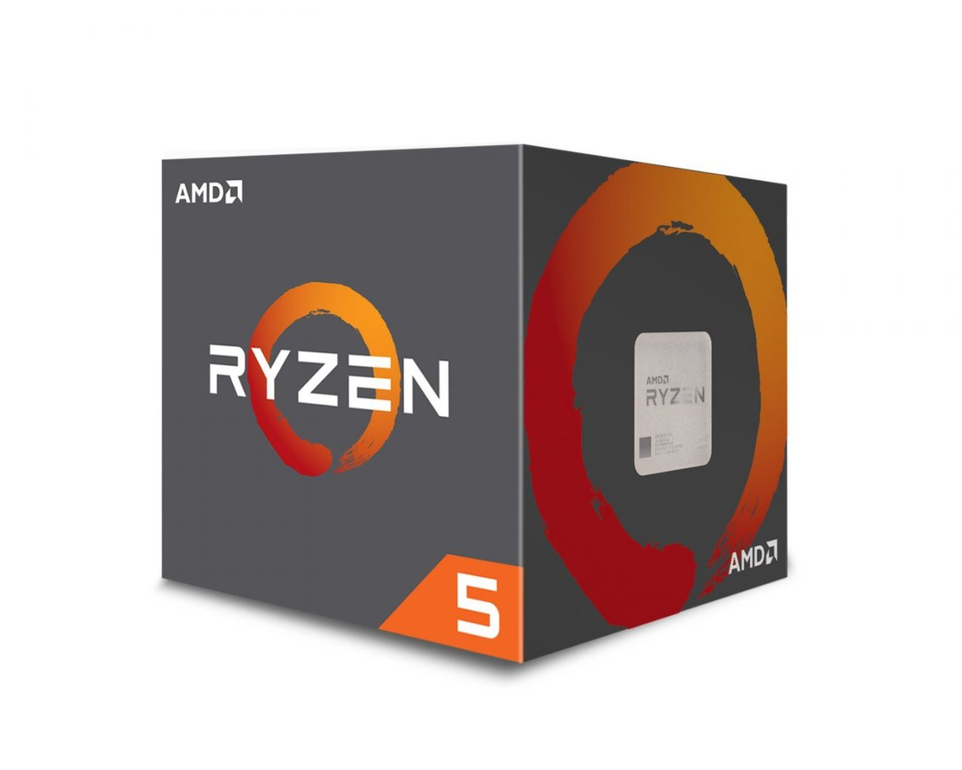 AMD Ryzen 5 2600 3,4GHz AM4 BOX