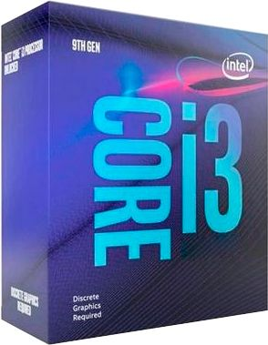 Intel Core i3-9100 3600MHz 6MB LGA1151 Box