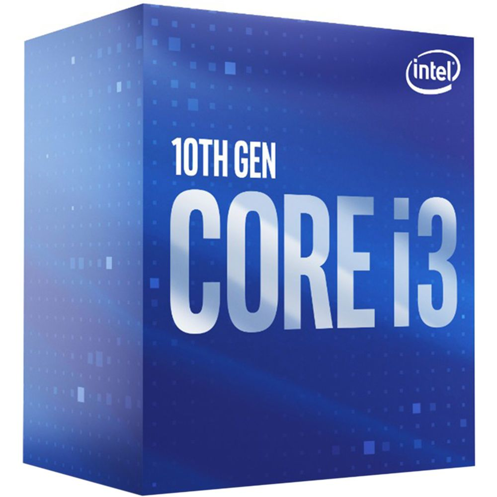 Intel Core i3-10100 3600MHz 6MB LGA1200 Box