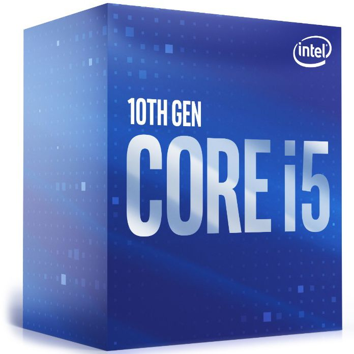 Intel Core i5-10400F 2900MHz 12MB LGA1200 Box