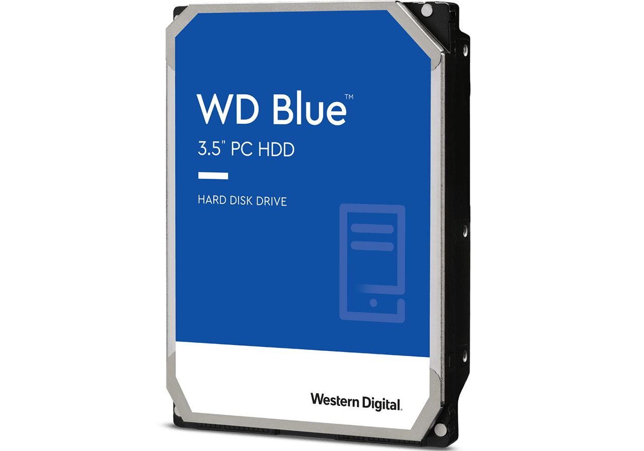 Western Digital 2TB 5400rpm SATA-600 256MB Blue WD20EZAZ